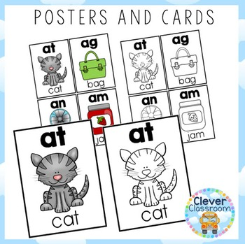 CVC Posters and Cards BUNDLE