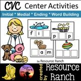 #hotwinter  CVC Activities for Practice Set 2
