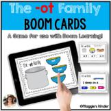 CVC BOOM Cards for ot Words