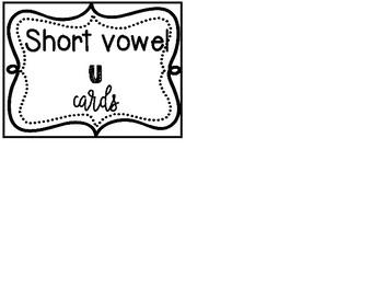 CVC Practice Dot Reading and Blending