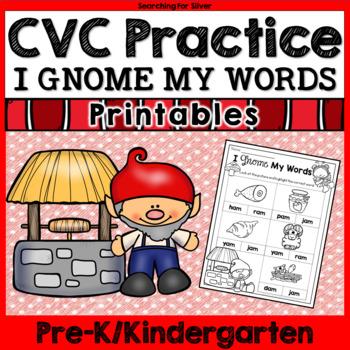 CVC Practice: I Gnome My Words