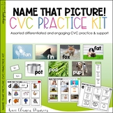CVC Practice Kit - Name That Picture