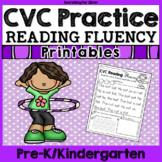CVC Practice: Reading Fluency