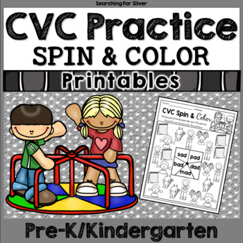CVC Practice: Spin and Color