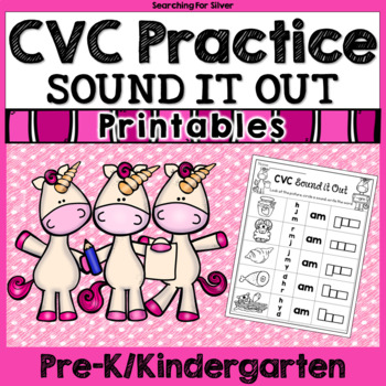 CVC Practice: Sound It Out