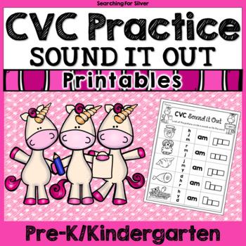 CVC Practice: Sound It Out