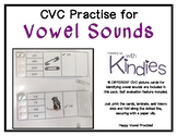 CVC Practise For Vowel Sounds