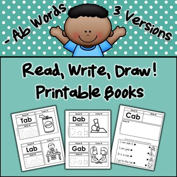 photograph about Word Families Printable titled CVC Printable Guide -Ab Term Household