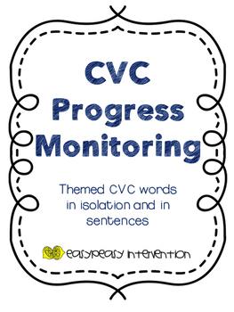 CVC Progress Monitoring