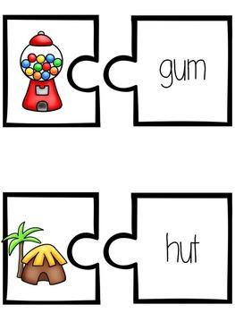 CVC Puzzle Games