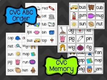 CVC Stations