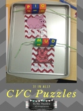 CVC Puzzles - 31 In All