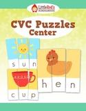 CVC Puzzles Center Work Station