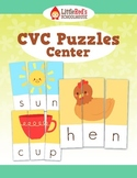 CVC Puzzles Center Work Station