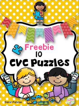CVC Puzzles Free