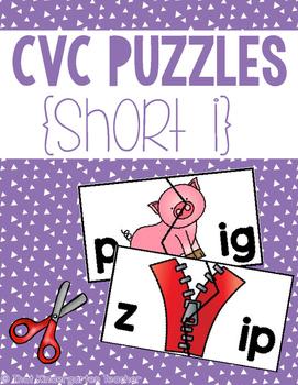 CVC Puzzles {Short I}