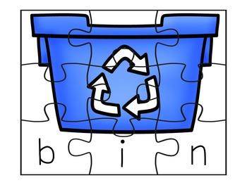 CVC Puzzles - Short I