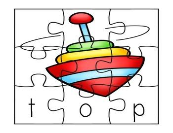 CVC Puzzles - Short O