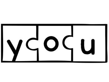 CVC Puzzles: VOL. 2