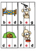CVC Puzzles for Young Learners and ESL Kids