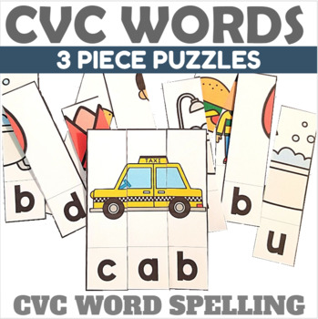 CVC Puzzles in Color