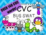 CVC READING GAME : BUG SWAT