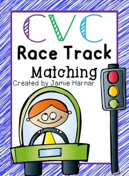 CVC Race Track Matching
