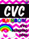 CVC Rainbow for Segmenting and Blending