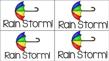 CVC Rainbow game Great for RTI!