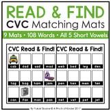 CVC Read & Find