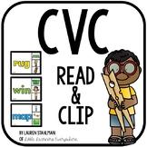 CVC Read and Clip
