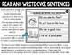 CVCe Read and Fix it Up Sentences!