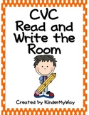 Write the Room - CVC Words