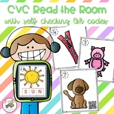 CVC Read the Room Center with Self Checking QR codes