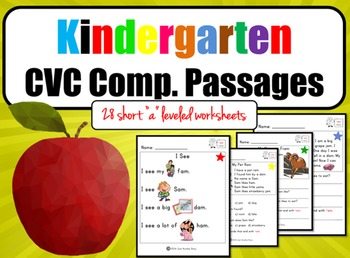 CVC Reading Comprehension