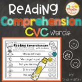 CVC: Reading Comprehension with Bingo Dabbers