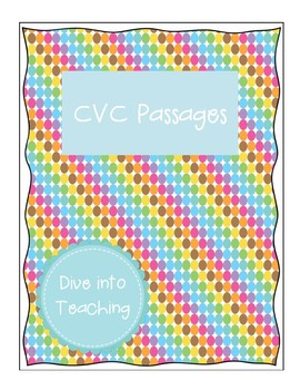 CVC Reading Passages