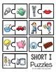 CVC Rhyming Puzzles