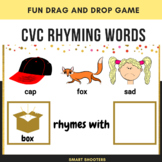 CVC Rhyming Words