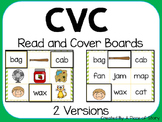 CVC Read and Cover Boards