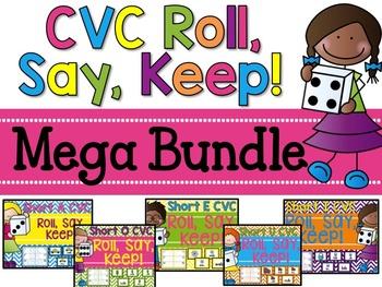 CVC Roll Say Keep {Mega Bundle}
