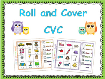 CVC Roll and Cover
