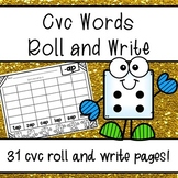 CVC Roll and Write