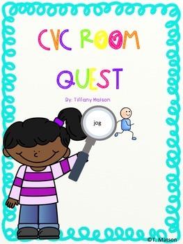 CVC Room Quest
