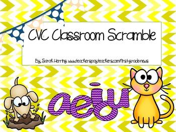 CVC Room Scramble