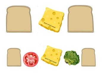 CVC Sandwiches Activity
