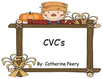 CVC Scarecrows