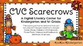 CVC Scarecrows-A Digital Literacy Center
