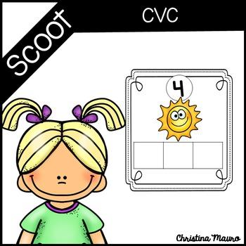 Scoot - CVC Words