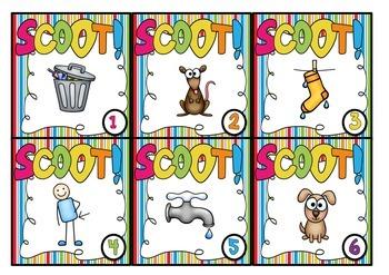CVC Scoot Set 2
